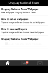 Uruguay National Team Wallpaper screenshot 2/6