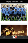 Uruguay National Team Wallpaper screenshot 4/6