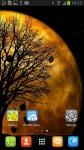 Beautiful Moon Silhouette Live Wallpaper screenshot 3/3