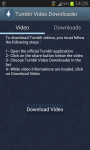 Tumblr Video Downloader screenshot 4/4
