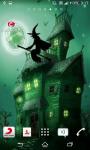 Halloween Witch theme Live Wallpaper screenshot 1/3