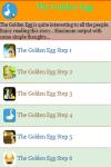 The Golden Egg screenshot 2/3