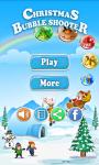 Christmas bubble war screenshot 1/4