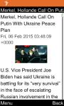 RFE/RL English for Java Phones screenshot 5/6