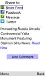 RFE/RL English for Java Phones screenshot 6/6