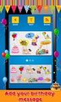 Animated Birthday Emoji screenshot 3/3