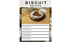 easy biscuits recipes screenshot 1/3