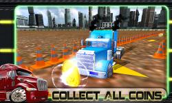 Euro 3D Truck Parking Sim screenshot 1/4