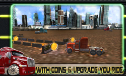 Euro 3D Truck Parking Sim screenshot 2/4