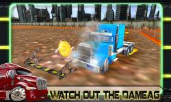 Euro 3D Truck Parking Sim screenshot 3/4