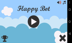 Flappy Bot - Flappy Bird screenshot 1/5