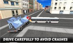 Truck Driver Glass Transport screenshot 3/5