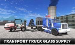Truck Driver Glass Transport screenshot 5/5