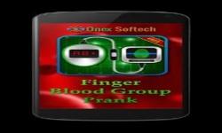 Finger Blood Group screenshot 1/6
