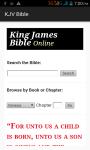 KJV-Bible screenshot 1/6