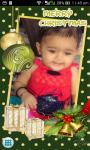 Christmas Frame With Share screenshot 5/6