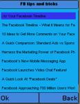 FB tips and Tricks screenshot 3/3