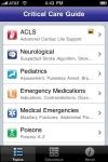 Informed Emergency & Critical Care Pocket Guide screenshot 1/1