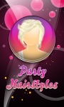 Party Hairstyles Free screenshot 1/1
