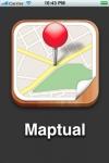 Maptual screenshot 1/1
