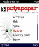Pulsepaper Dynamic Wallpapers screenshot 1/1