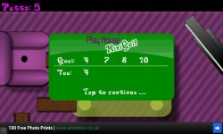 PlayHouse MiniGolf screenshot 2/3
