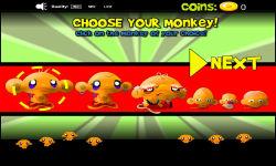Monkey GO Happy Marathon 4 screenshot 1/6