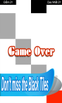 Deadly White Do not tap the white piano tiles screenshot 3/6