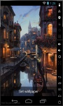 Evening In Venice Live Wallpaper screenshot 1/2