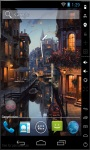 Evening In Venice Live Wallpaper screenshot 2/2