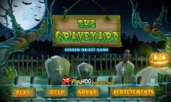 Free Hidden Object Games - The Graveyard screenshot 1/4