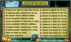 Free Hidden Object Games - The Graveyard screenshot 4/4