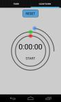 Digital Stopwatch and Timer screenshot 3/5
