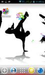 Dance Hip Hop Freestyle Live Wallpaper screenshot 2/3
