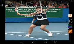 Tennis Players Live screenshot 2/4
