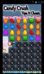 Candy Crush Cheats N Tips screenshot 1/4