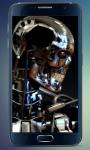 Iron Transformer 3D Live Wallpaper screenshot 2/4