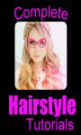 Complete Hairstyle Tutorials screenshot 1/1