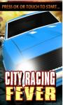 City Racing Fever-free screenshot 1/1