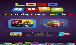 Loqo Quiz Country Flag Pro screenshot 1/6