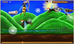 Justin the Bee - Super Runner screenshot 1/5