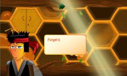 Justin the Bee - Super Runner screenshot 4/5