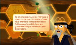 Justin the Bee - Super Runner screenshot 5/5
