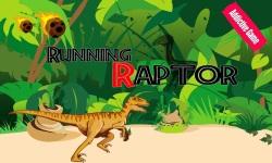 Jungle Raptor Run  screenshot 1/1
