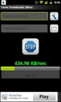 Turbo Downloader screenshot 1/2