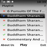 Buddhism Lite screenshot 2/2
