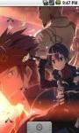 Sword Art Online LiveWallpaper screenshot 2/5
