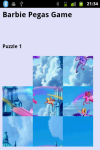 Barbie Pegasus Jigsaw Puzzle screenshot 1/4