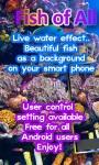 Fish Swim in All Colors LWP free screenshot 1/3