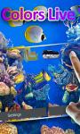 Fish Swim in All Colors LWP free screenshot 2/3